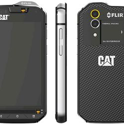 Cat S60 4G 32GB Dual-SIM black DE