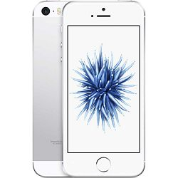 Apple iPhone SE 4G 32GB silver EU MP832__/A