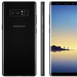 Samsung Galaxy Note 8 4G 64GB midnight black DE