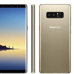 Samsung Galaxy Note 8 4G 64GB Dual-SIM maple gold EU
