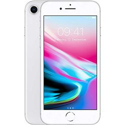 Apple iPhone 8 4G 64GB silver DE MQ6H2ZD/A