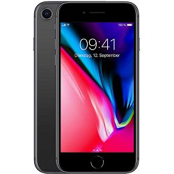 Apple iPhone 8 4G 64GB space gray DE MQ6G2ZD/A