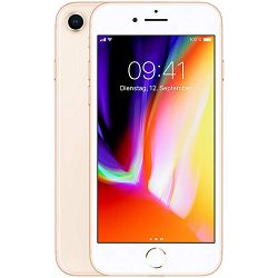 Apple iPhone 8 4G 64GB gold DE MQ6J2ZD/A