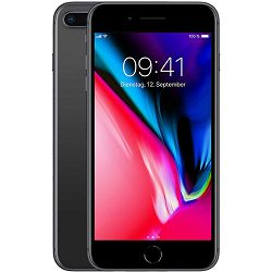 Apple iPhone 8 Plus 4G 64GB space gray EU MQ8L2__/A