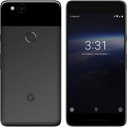 Google Pixel 2 4G 64GB just black DE
