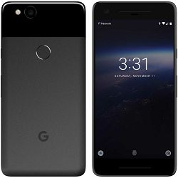 Google Pixel 2 4G 128GB just black UK