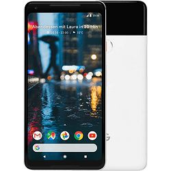 Google Pixel 2 XL 4G 64GB black & white UK