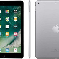 Apple iPad 9.7 (2018) WiFi 128GB space gray EU MR7J2__/A