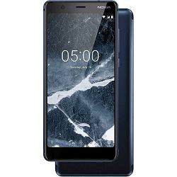 Nokia 5.1 4G 16GB Dual-SIM tempered blue EU