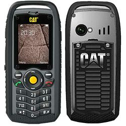 Cat B25 Dual-SIM black WEST EU