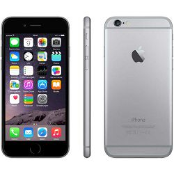 Apple iPhone 6s 4G 32GB space gray DE