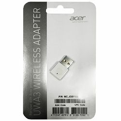Acer USB Wireless adapter Kit UWA3