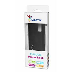 ADATA  Power Bank P12500D BLACK AD