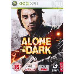 Alone In The Dark X-BOX360