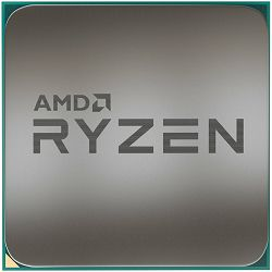 AMD CPU Desktop Ryzen 3 4C/4T 1200 (3.1/3.4GHz Boost,10MB,65W,AM4) tray