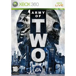 Army Of Two X-BOX360