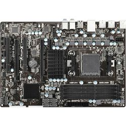 Asrock AMD AM3 Socket 970 Pro3 Chipset ATX MB