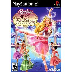 Barbie in The 12 Dancing Princesses PS2