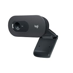 C505 HD Webcam - BLACK