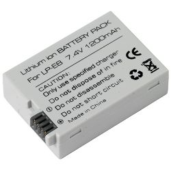 Canon battery LPE8