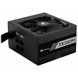 Corsair PSU, 550W, TX-M Series