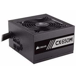 Corsair PSU, 650W, CX-M Series