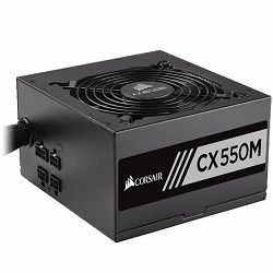 CORSAIR Builder Series CX550M, Modular Power Supply, EU Version