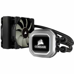 Corsair Hydro H75 cooling