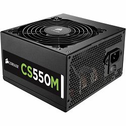 Corsair PSU Builder Series CS550M, 550 Watt, Modular Power Supply, EU Version