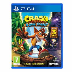 Crash Bandicoot N. Sane Trilogy PS4 STIGLO!
