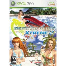 Dead Or Alive:Xtreme2 X-BOX360