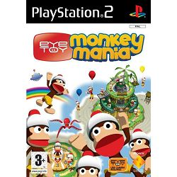 EyeToy:Monkey Mania PS2