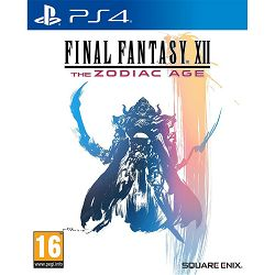 Final Fantasy XII The Zodiac Age Day 1 Edition PS4 Preorder