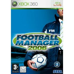 Football Manager 2006 X-BOX360