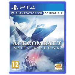 GAME PS4 igra Ace Combat 7: Skies Unknown