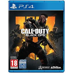 GAME PS4 igra Call of Duty: Black Ops 4
