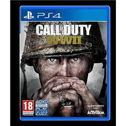 GAME PS4 igra Call of Duty: WWII Standard Edition