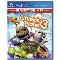 GAME PS4 igra Little Big Planet 3 HITS
