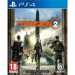 GAME PS4 igra Tom Clancys The Division 2 Standard Edition