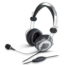 Genius Head Set HS-04SU, noise canceling