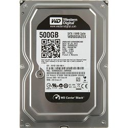 HDD Desktop WESTERN DIGITAL Caviar Black (3.5