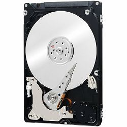 HDD Mobile WD Black (2.5, 500GB, 32MB, 7200 RPM, SATA 6 Gb/s)