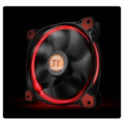 Hladnjak za kućište Thermaltake Riing 12 LED Red