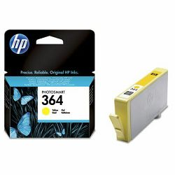 HP 364 Yellow Ink Cartridge