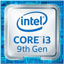 Intel CPU Desktop Core i3-9100T (3.10 GHz, 6MB, LGA1151, low power) tray