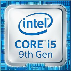 Intel CPU Desktop Core i5-9500F (3.0GHz, 9MB, LGA1151) box