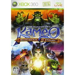 Kameo:Elements Of Power X-BOX360