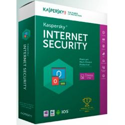 Kaspersky Internet Security 2017 3D 1Y+ 3mth