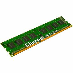 KINGSTON 4GB 1600MHz DDR3 Non-ECC CL11 DIMM SR x8 Bulk Pack 50-unit increments