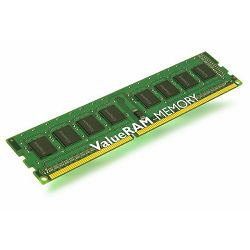 Kingston DDR3 1600MHz, CL11, SR, 4GB